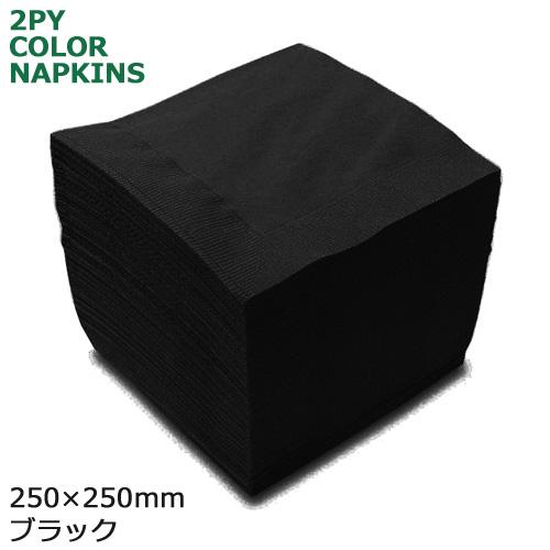 2プライナプキン4ツ折25cm(ブラック) 3000枚