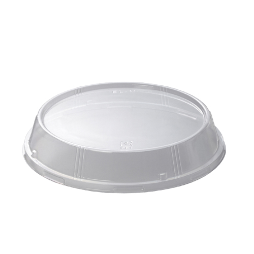 F-EL-M エコライトミドル用PET蓋(透明)400枚