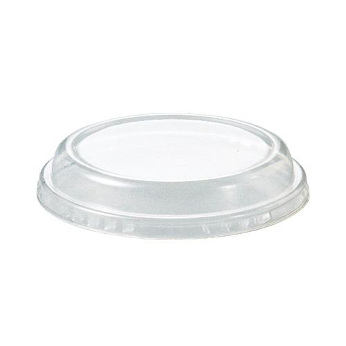 F-CR05 カールカップ用PET蓋(透明)2000枚