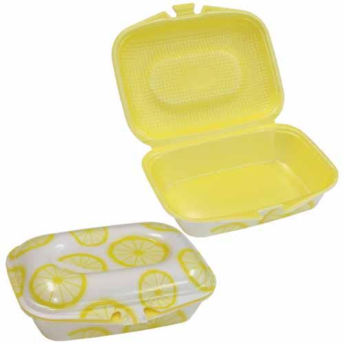 フードパック DLVランチ21-17 レモン 30枚