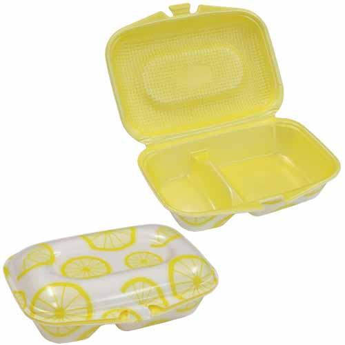 フードパック DLVランチ23-17-1 レモン 30枚