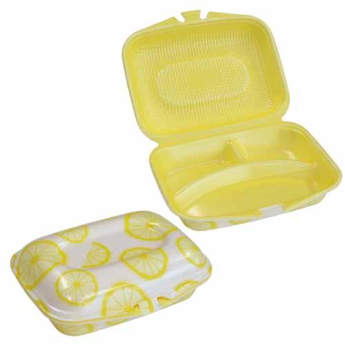 フードパック DLVランチ23-18-1 レモン 30枚
