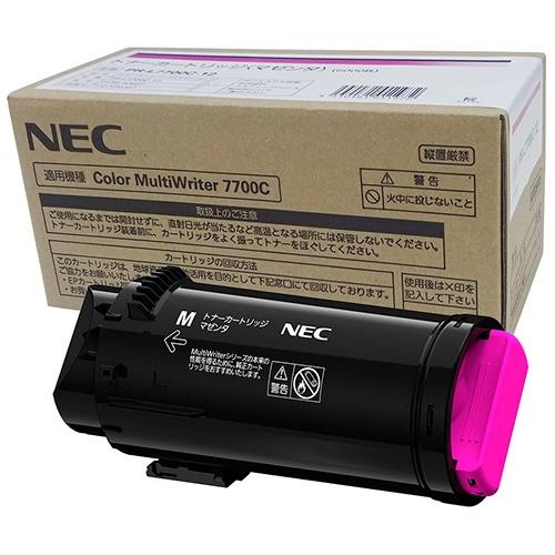 純正NECPR-L7700C-12 マゼンタ