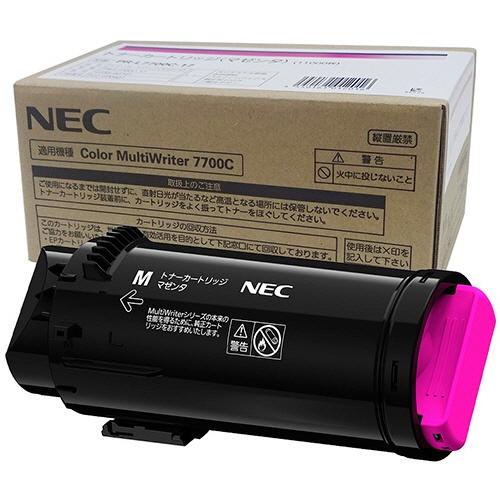純正NECPR-L7700C-17 マゼンタ