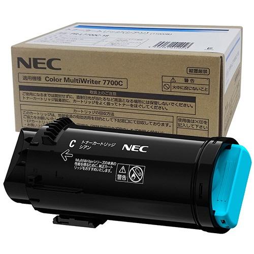 純正NECPR-L7700C-18 シアン
