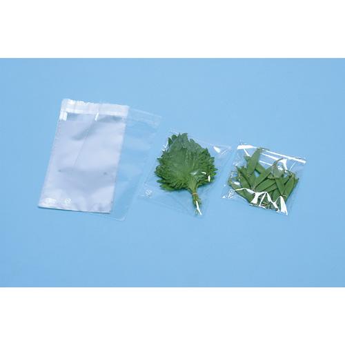 野菜袋 OPP防曇糊付袋 115×180+40mmPマーク入2穴 10000枚