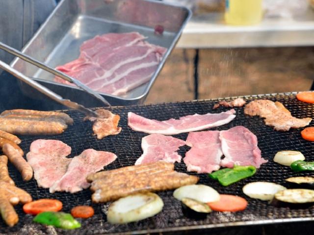 みやじ豚モモの調理イメージ