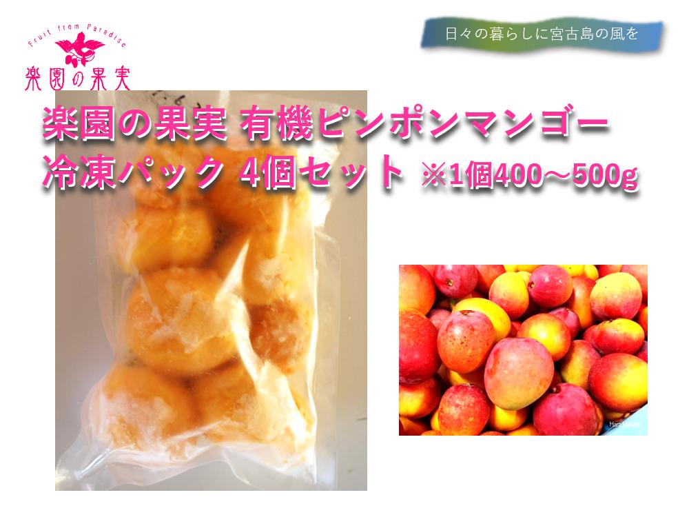 楽園果実チルドピンポン1