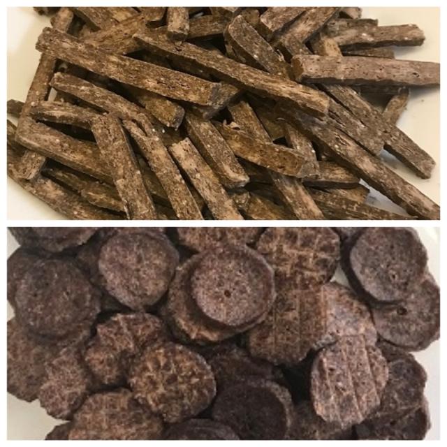 【無添加おやつ 犬用】鹿肉クッキー&鹿肉チップジャーキー(鹿肉おやつアソート)【お買い得価格】