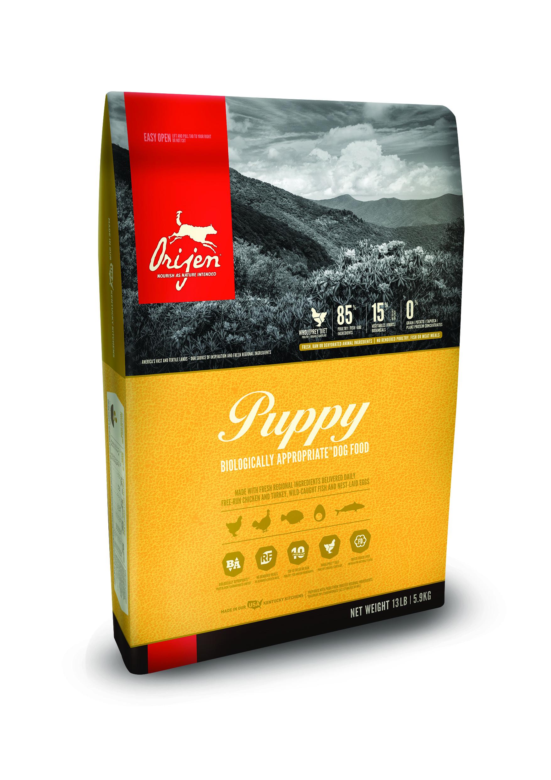 オリジン パピー 11.3kg(ドッグフード)子犬 小型犬 超お買い得サイズ