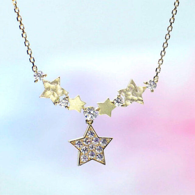 TwinkleTwinkle Little Star ☆ Necklace・Pendant Top