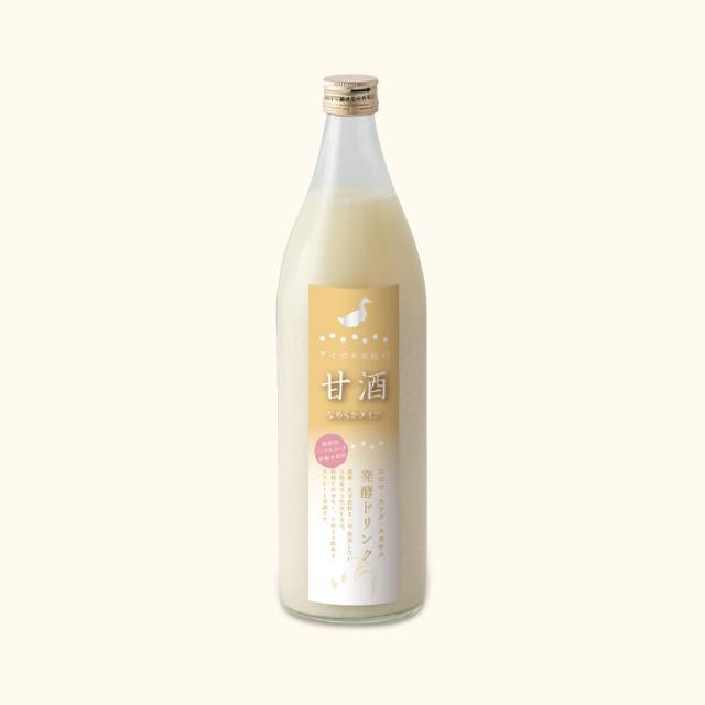 アイガモ米糀の甘酒~なめらかタイプ~