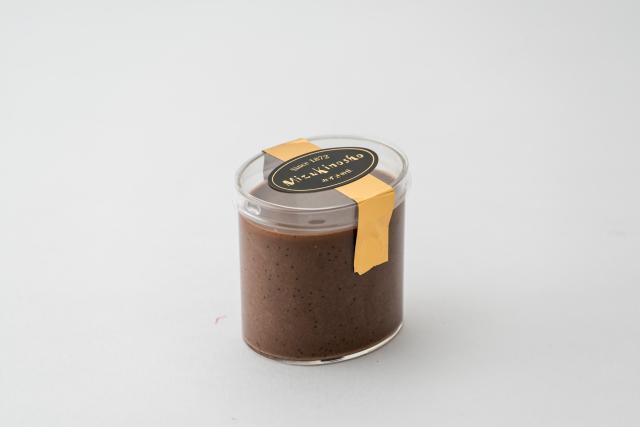 季節のみそプリン(2月 チョコレート)
