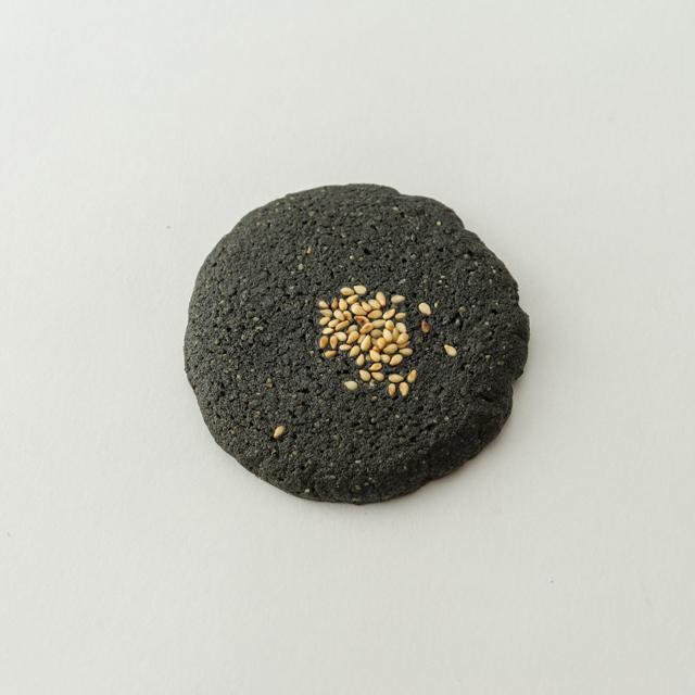 黒ごまみそクッキー