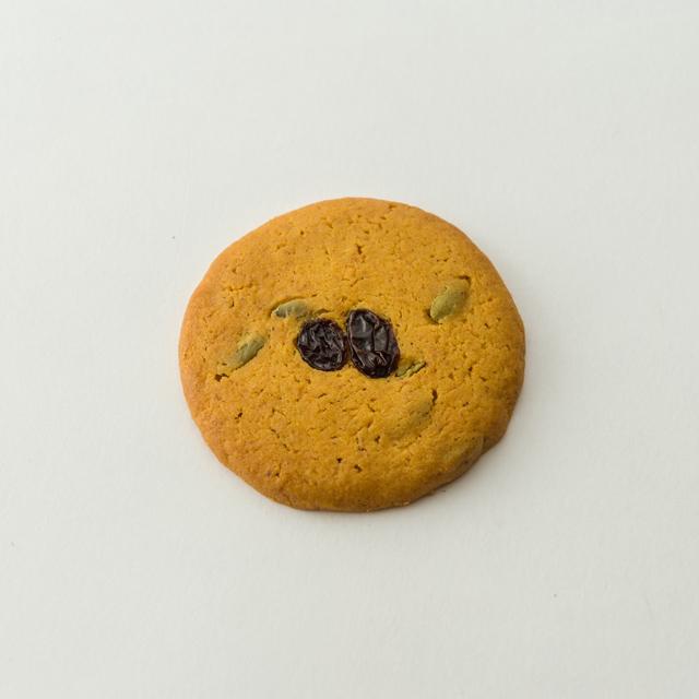 かぼちゃみそクッキー