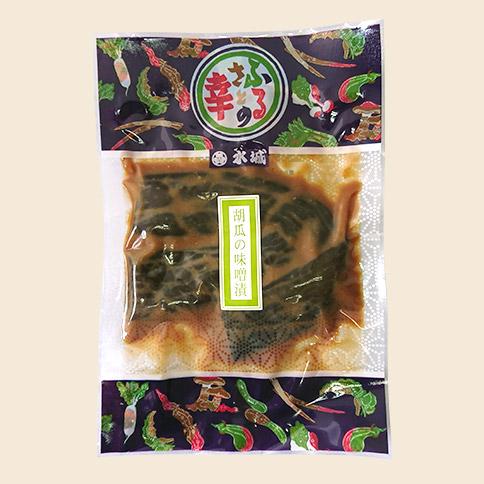 信州の味噌漬 胡瓜