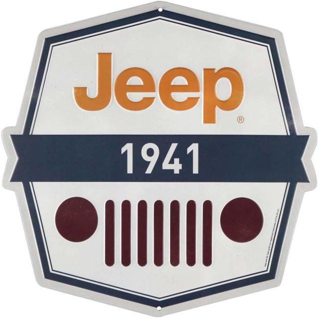 メタルサイン JEEP1941