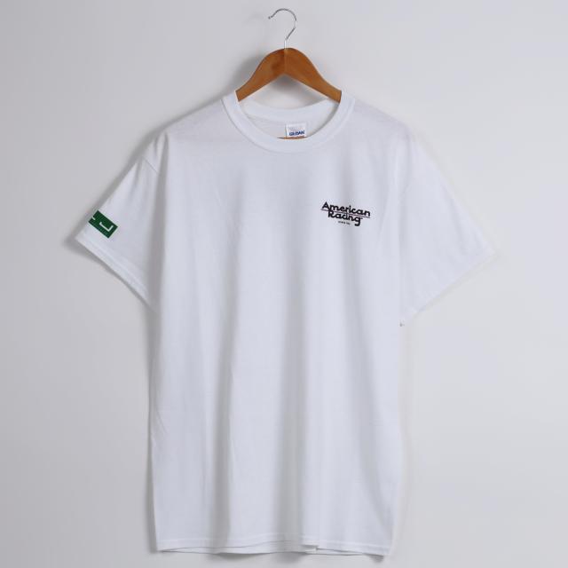 American Racing ロゴ入り オフィシャルTシャツ Lサイズ