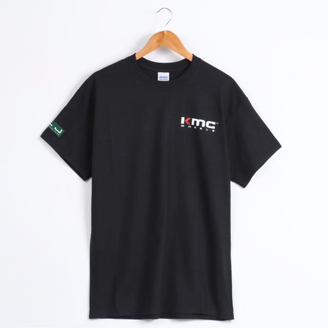 KMC ロゴ入り オフィシャルTシャツ XLサイズ
