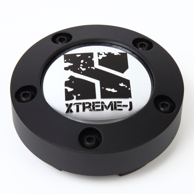 XTREME-J センターキャップ/オーナメントセット 5-114.3/127用