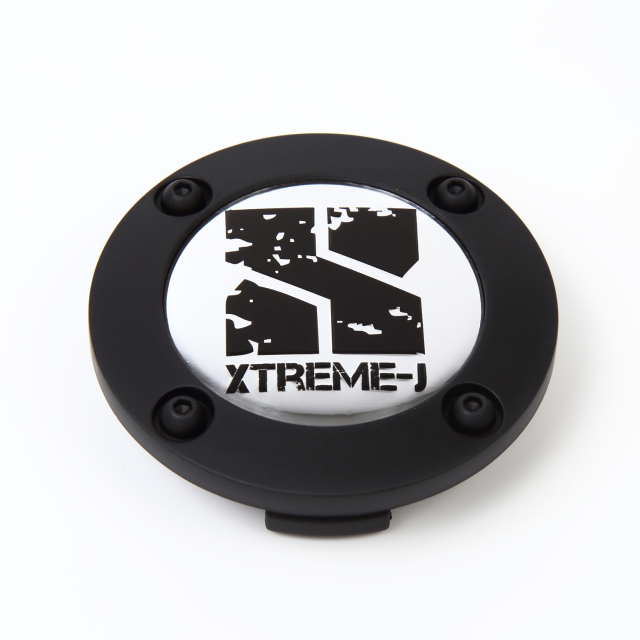 XTREME-J センターキャップ/オーナメントセット 4-100用