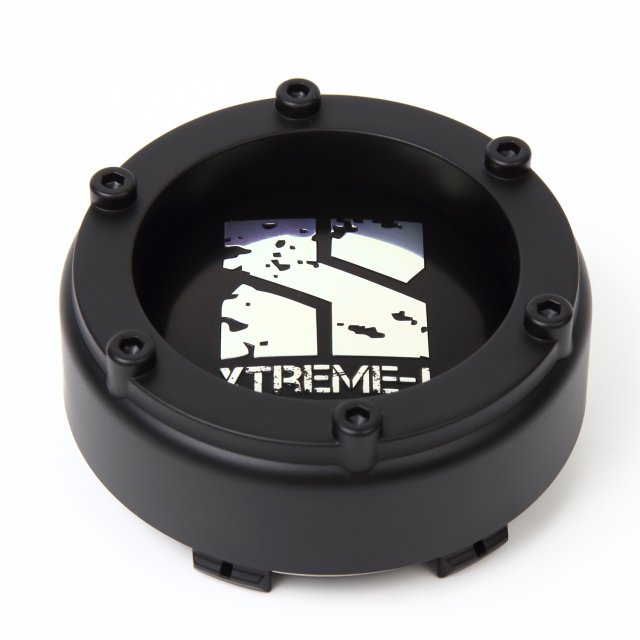 XTREME-J XJ03 センターキャップ/オーナメントセット 5-114.3/127用 現行モデル用
