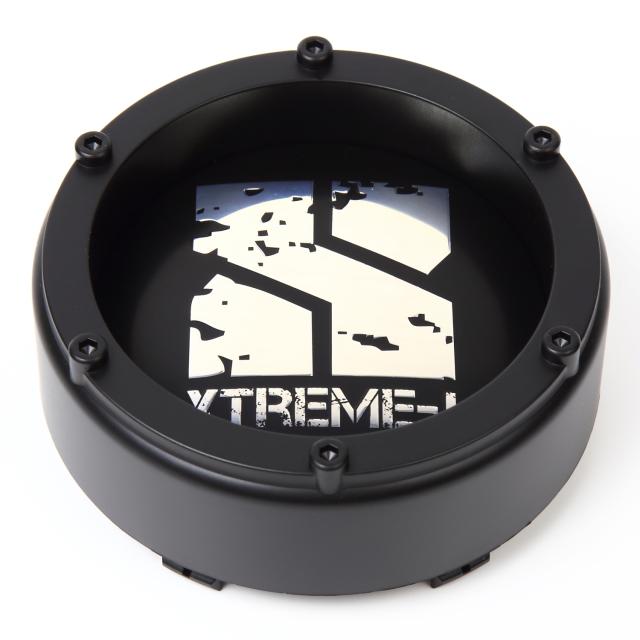 XTREME-J XJ03 センターキャップ/オーナメントセット 6-139.7用 現行モデル用