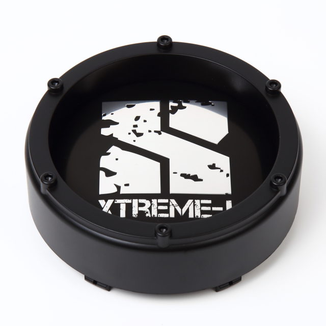 XTREME-J XJ03 センターキャップ/オーナメントセット 5-150用 現行モデル用