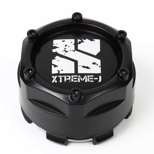 XTREME-J XJ04 センターキャップ/オーナメントセット 5-130用