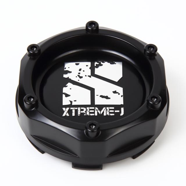XTREME-J XJ04 センターキャップ/オーナメントセット 16x6.5/16x7.0/17x7.0用