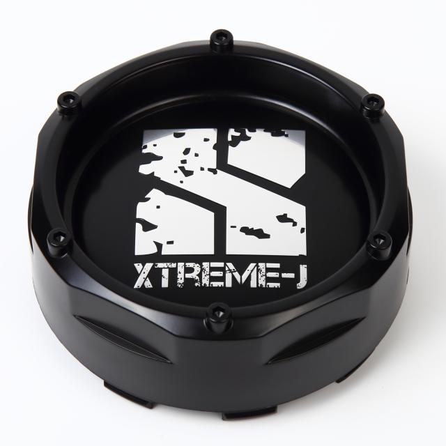 XTREME-J XJ04 センターキャップ/オーナメントセット 16x6.5を除く6-139.7/5-150用