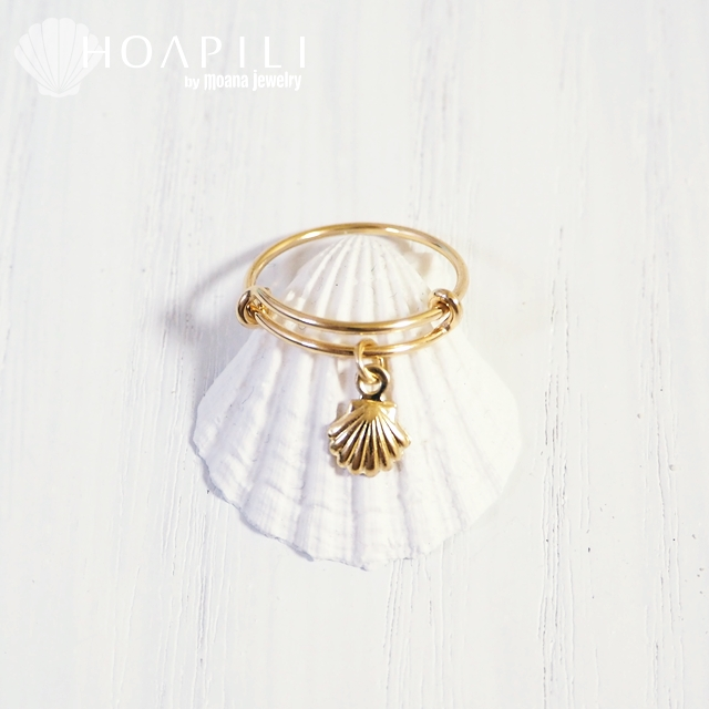 hp_r1 14KGF いつでも海を感じるアジャスターリング Shell