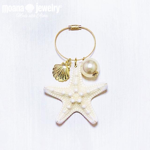 moana_bc4 Island Sea Styleバッグチャーム Sea Star
