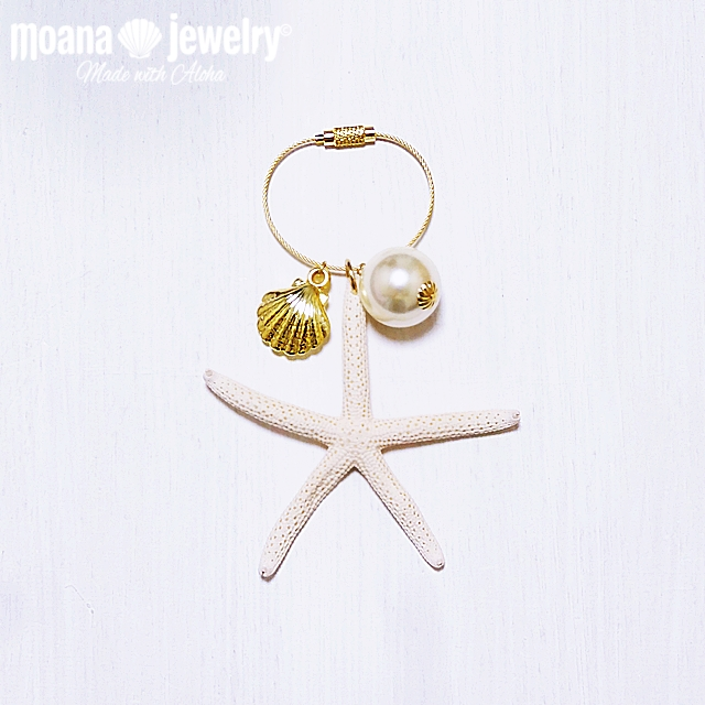 moana_bc5 Island Sea Styleバッグチャーム Star Fish