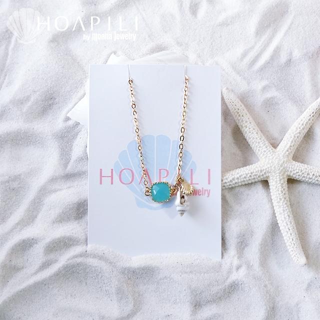 moana_hp14kgfb5a 14KGFブレスレット Sea Diva(Mint) アジャスター付き