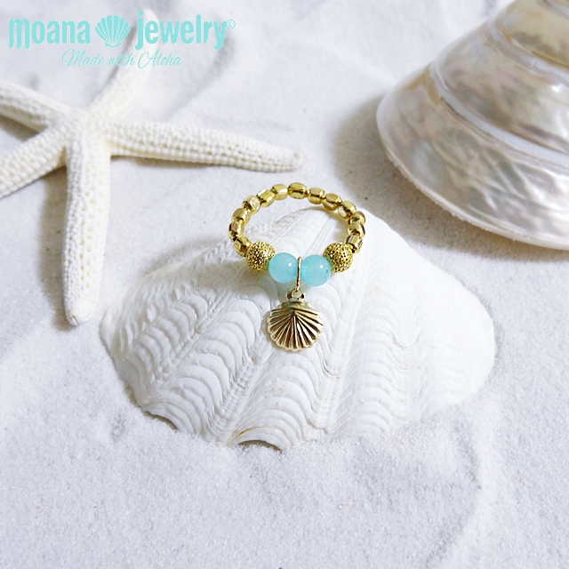 moana_r16  いつでも海を感じるリング  Aloha Ring
