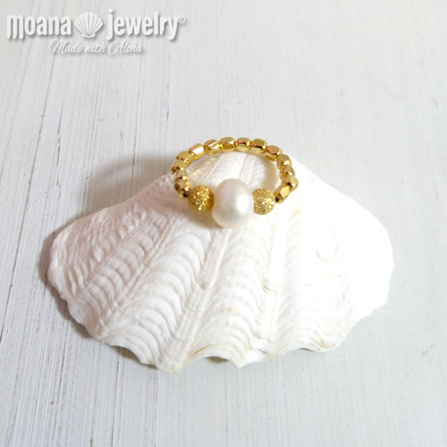 moana_r7  いつでも海を感じるリング  Aloha Ring
