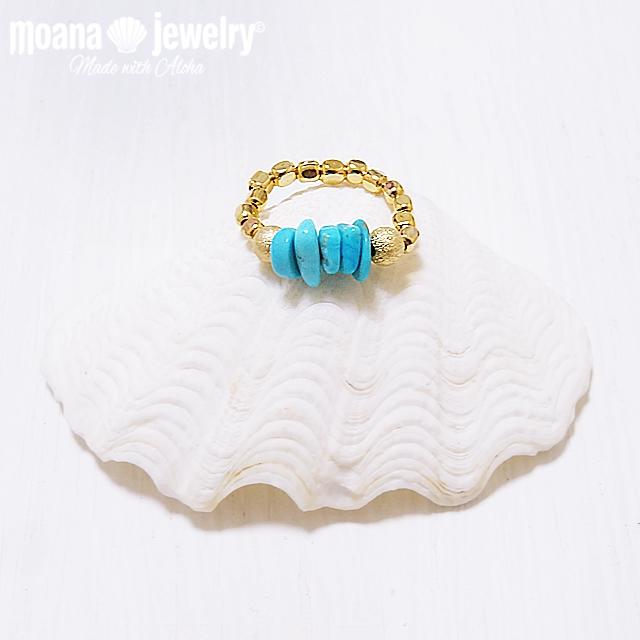 moana_r8  いつでも海を感じるリング  Aloha Ring