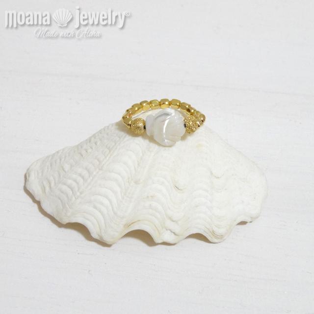 moana_r9  限定商品 いつでも海を感じるリング  Aloha Ring