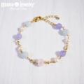 moana_b105 天然石のブレスレット Ocean Jewelry