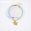 moana_b106 スターフィッシュチャームのブレスレット Star Fish