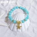 moana_b2r ヒトデチャームが揺れるブレスレット Sea Star