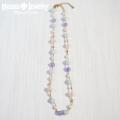 moana_n70 数量限定 天然石のネックレス Ocean Jewelry