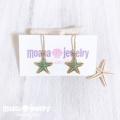 moana_p318 ヒトデのピアス Star Fish