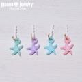 moana_smp21 イヤホンジャックアクセサリー Pastel Color Sea Star