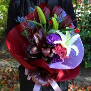 もらって嬉しい大人ゴージャスな花束