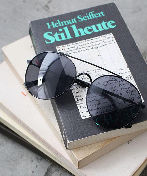 【SALE】ティアドロップサングラス/1カラー