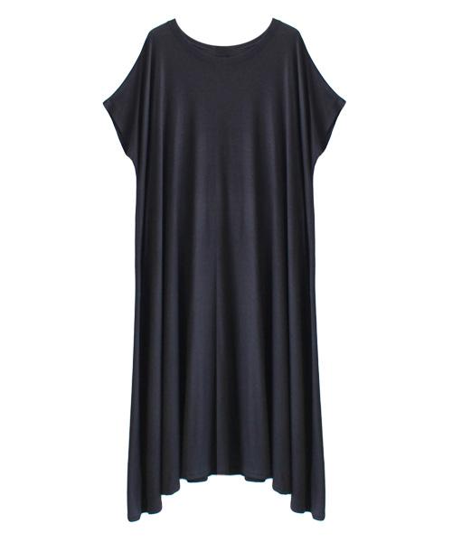 Tシャツワンピース/2カラー