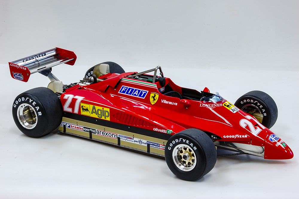 1/12scale Fulldetail Kit : 126C2