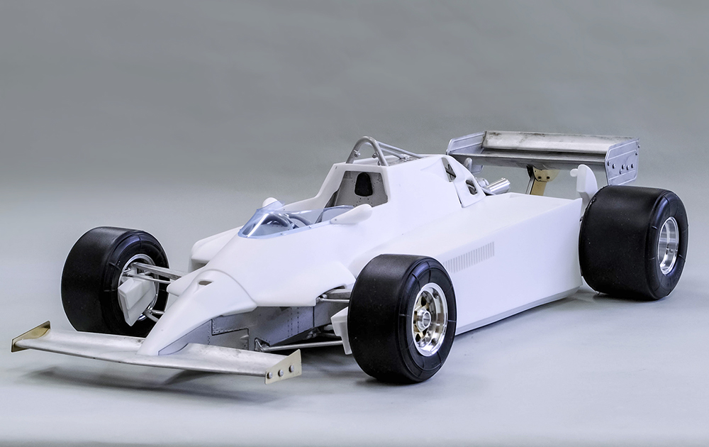 1/12scale Fulldetail Kit : 126CK / 126CX